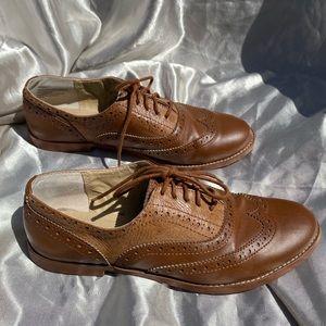 Steve Madden Trina Oxford Shoes